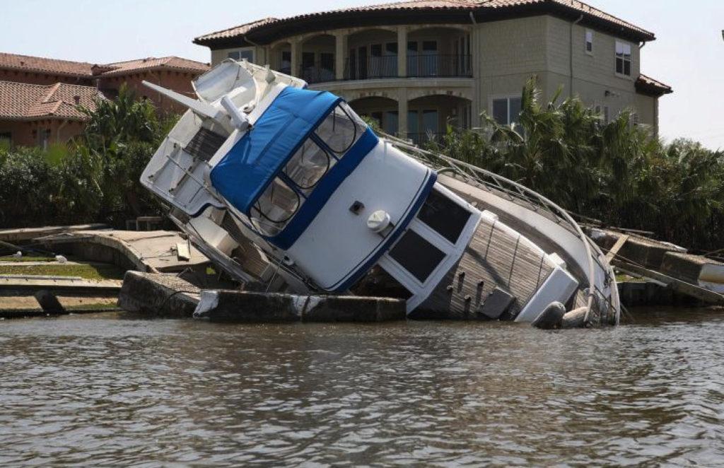 аварийный ремонт яхт